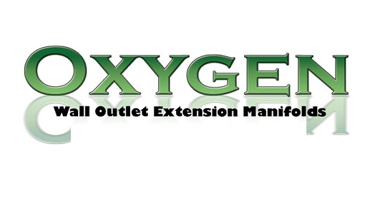 Oxygen Wall Outlet Extension Manifolds From Wt Farley