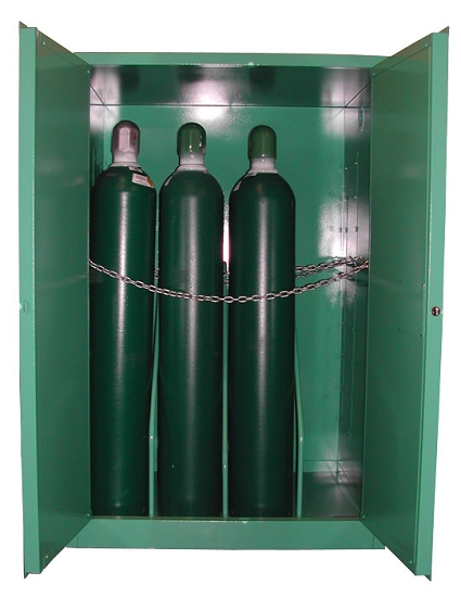 Fire Safe 6-9 Large H Size Cylinder Cabinets From WT Farley