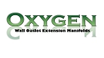 Oxygen Wall Outlet Extension Manifolds