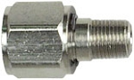 DISS Female Hex Nut 1/8 NPT (1-Inch Stem)