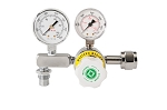Diaphragm Air Regulator With Adjustable Pressure (0-100 PSI) CGA 346