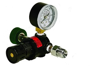 Inline Wall Oxygen Regulator