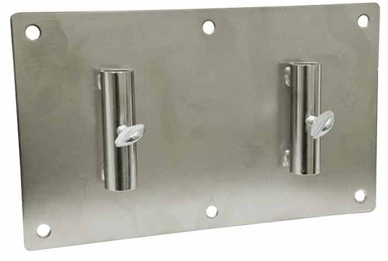 Wall Mount Dual Cylinder Holder Accessory From Wt Farley