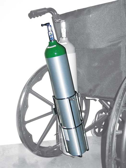Wheelchair Cylinder Holder