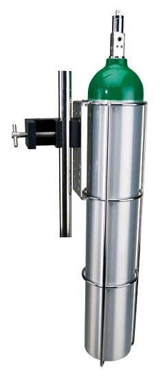 Deluxe pole mount e cylinder holder from wt farley