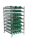 Stack & Rack Horizontal Cylinder Rack