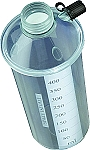 Collection Canisters for DU-O-VAC PLUS (Box of 10)