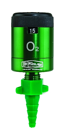 Oxygen Tank Flow Meter Oxygen Click Fl...