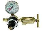 MRI Compatible Preset 50 PSI Oxygen Regulator CGA 870