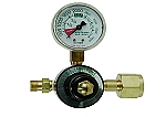 MRI Compatible Preset 50 PSI Oxygen Regulator CGA 540
