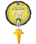 Accu-Rate Air Precision Flowmeter