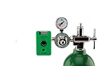 50 PSI Preset CGA 870 Oxygen Regulator (Chemetron Coupler Outlet)