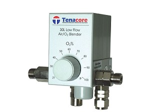 Tenacore Low-Flow Oxygen-Air Blender