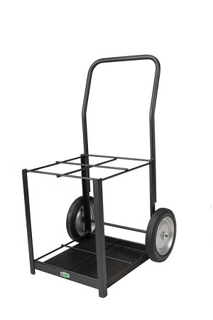 "Cylinder Cart for 4 M122 Size Cylinders 8"" Diameter"