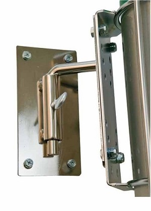 Wall Mount Cylinder Holder Accessory