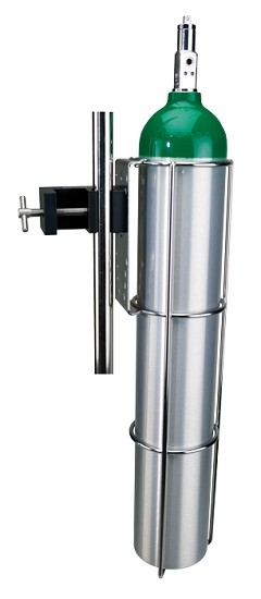 Deluxe Pole Mount E Cylinder Holder