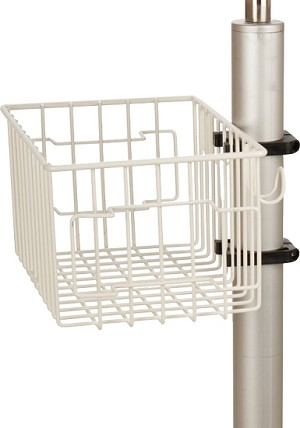 "IV Deluxe Basket (For 2"" Poles)"