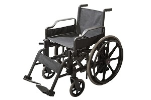 FDA Approved MRI Safe Wheelchair