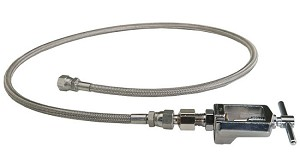 CO2 Insufflation High Pressure Pigtail Configurator