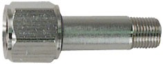 DISS Female Hex Nut 1/8 NPT (1 1/2-Inch Stem)