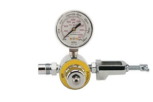 50 PSI Preset Air Regulator CGA 950