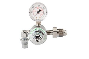 50 PSI Preset Nitrogen Regulator CGA 580