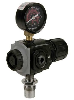 Inline Air Wall Regulator