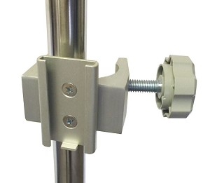 Pole Mount Female Bracket for F&P Heaters or Siemens Heaters